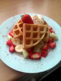 "Vickys Sweet Waffles, Dairy, Egg & Soy-Free! 5.00 stars, 2 reviews. ""Dairy free, egg free, soy free :-)"" @allthecooks #recipe"