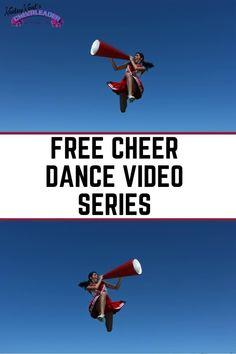 We know that you want to get a hold of this exciting Free Cheer Dance Video Series! And getting it is easy! Join the Cheer Huddle email list and I'll send you 5 of my most popular cheer dance tutorial videos, absolutely free!I break down the moves to each one step-by-step for you. Plus, you'll stay up to date on all the latest cheer and dance material as it comes out! Cheerleading Photos, Cheerleading Cheers, Cheer Coaches, Cheerleader Hairstyles, Cheer Dance Routines, Cheers And Chants, Basketball Cheers, Online Pharmacy