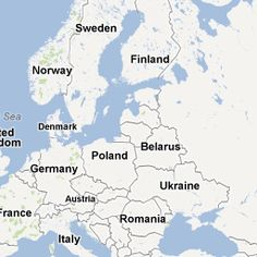 Detsiled Map Of Sweden Yahoo Image Search Results Sweden - Sweden map directions