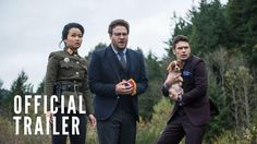 The Interview Movie - Official Trailer - In Select Theaters This Christmas!