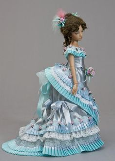 tutorial - how to sew this dress and other victorian style