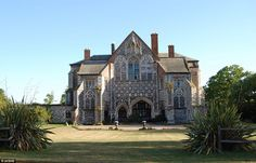 A very big house in the country: Period drama fans will love this grand manor in Suffolk, ...