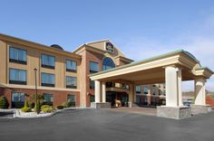 Welcome to Best Western Plus in Clearfield, PA located right off of interstate 80 a hotel devoted to providing guest with clean comfortable rooms and a friendly atmosphere with an attentive staff.