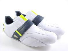New Lacoste Swerve LP White Navy Blue Fashion Walking Tennis Sneakers Men Shoes