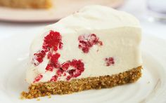 Strawberry and lemon cheesecake recipe - goodtoknow