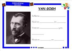 Biografía Van Gogh
