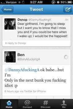 Danny and Ben - Asking Alexandria