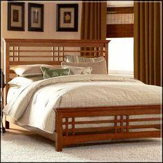 Mission Oak Bedroom Furniture2