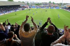 Stockport County's Edgeley Park ground 'could be bought by the council to stop it being bulldozed' - Manchester Evening News