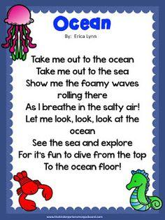 Ocean poem!