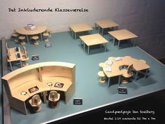 Det Inkluderende Klasseværelse Classroom Layout, Classroom Setting, Classroom Decor, Coping Skills, Poker Table, Classroom Management, Innovation, Kindergarten, Teaching