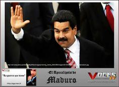 EL APOCALIPSIS DE MADURO