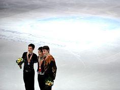 パトリック・チャンから高橋大輔へ。ライバルから届いた「ありがとう」。(1/3) [フィギュアスケート、氷上の華] - Number Web - ナンバー