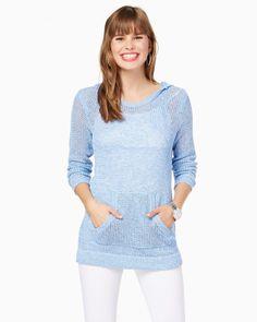 Seaside Hooded Sweater