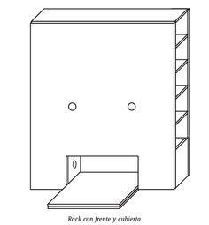 Hágalo Usted Mismo - ¿Cómo construir un rack mural para el televisor?