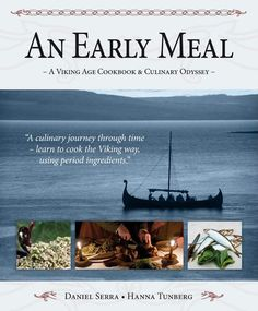 "recipes vikings ""An Early Meal – a Viking Age Cookbook & Culinary Odyssey"" by Daniel Serra & H. ""An Early Meal – a Viking Age Cookbook & Culinary Odyssey"" by Daniel Serra & Hanna Tunberg. Food history on the viking age with recipes. Medieval Recipes, Ancient Recipes, Viking Recipes, Norwegian Food, Norwegian Recipes, Viking Food, Viking Party, Viking Life, Tea And Books"