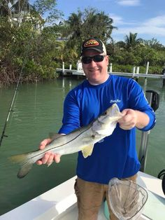Some #snook from Saturday #fishing BLfishing.com. #captainkeith #swflorida #sanibel #pineisland #bluelinefishingcharters Pine Island, Fishing Charters, Blue Line, Florida, Sports, Hs Sports, Excercise, Sport, Exercise