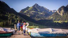 © Pascal Gertschen #fribourgregion #swisslake #family #summer
