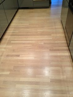 Red Oak with White Stain - Kashian Bros. Carpet and Flooring, Wilmette, IL