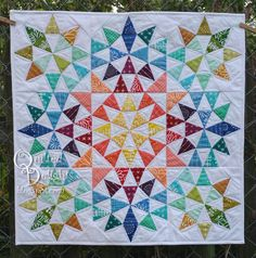 A blog about quilts, quilting, fabric postcards, and other crafty adventures.