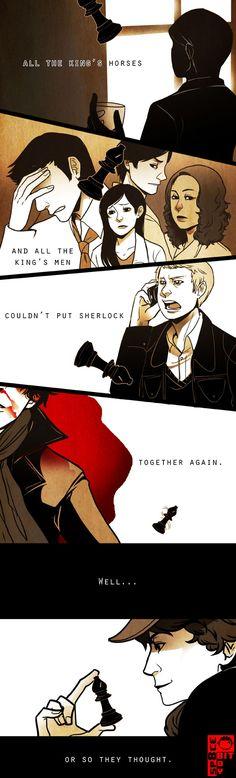 Sherlock: The Finale Tale