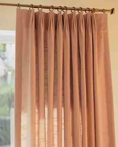 Sheer Draperies : Custom Window Treatments | Custom Curtains | Balloon Shades | Extra Long Curtains