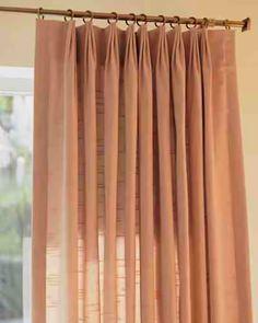 Sheer Draperies : Custom Window Treatments | Custom Curtains | Balloon Shades | Extra Long Curtains