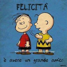 Più che felicità direi serenità, sapere di poter contare su qualcuno e di contare per qualcuno  ........................................More than happiness I would say serenity, to know to be able to count on someone and to count for someone