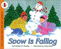 Snow is Falling Informational text
