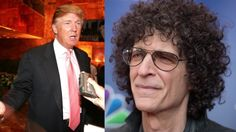 Howard Stern said on his program Thursday that Trump will hate being president and the role will be detrimental to his mental health.