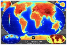 A Dazzling Map of the Earth's Antineutrinos