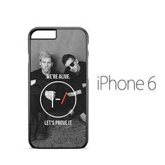 Twenty One Pilots Photo iPhone 6 Case