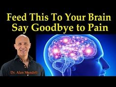 Feed This To Your Brain and Say Goodbye to Chronic Pain   Dr. Alan Mandell D.C