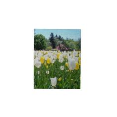 Biltmore Tulips Jigsaw Puzzle