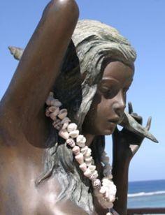 Sirena, from Tumon Beach, Guam