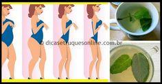 Chá de folhas de amora para emagrecer