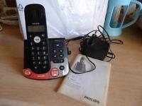 Telefon von Phillips
