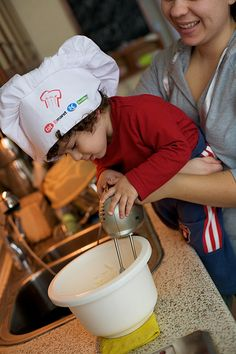 Cooking With Kids: Ways to Involve Young Children in the Kitchen