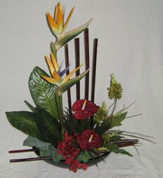 My Silk Flower Designs; Can I Create Custom Silk Flowers For You?