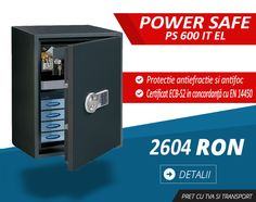 ##ROTTNER##COMSAFE##  http://www.rottner-security.ro/seif-mobila-power-safe-ps-600-electronic-it.html