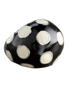 MARC by Marc Jacobs  Polka Dot Dome Ring