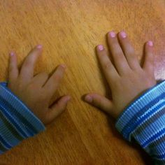 Simple Math trick!  Do Your 9 Times Tables On Your Fingers!