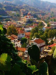 Kakopetria Akrotiri And Dhekelia, Travel Around The World, Around The Worlds, Places To Travel, Places To Go, Visit Cyprus, Cyprus Greece, North Cyprus, Paphos