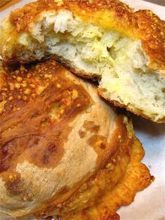 Gruyère-Stuffed Crusty Loaves: step-by-step directions and tips.