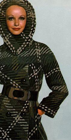 Pierre Cardin UK Vogue photo David Bailey 1968
