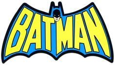 $4.99 - Batman Blue/Yellow/Black Bat Logo Sticker Free Shipping -D 15723 #ebay #Collectibles