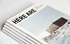 HERE ARE magazine