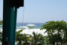 Been here!! rincon PR-taken from calypso!!!