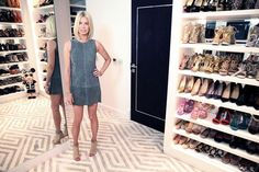 Inside the Closets of London - Celebrity Fashion Trends