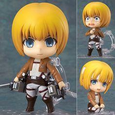 AmiAmi [Character & Hobby Shop]   Nendoroid - Attack on Titan: Armin Arlert(Preorder)